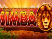 Игровые автоматы African Simba