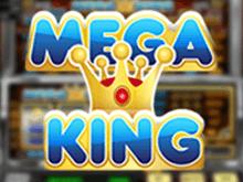 Автомат Mega King в онлайн-казино Вулкан Делюкс