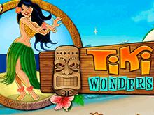 Регистрация в казино Tiki Wonders